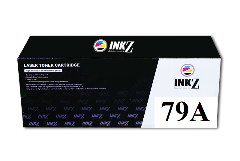 InkZ 79A Toner Cartridge (CF279A)
