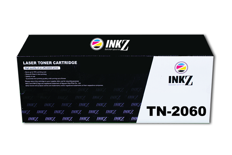 InkZ TN-2060 Toner Cartridge (TN-2060)
