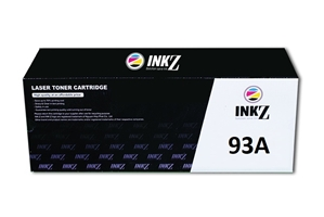 Mực INKZ 93A Black LaserJet Toner Cartridge
